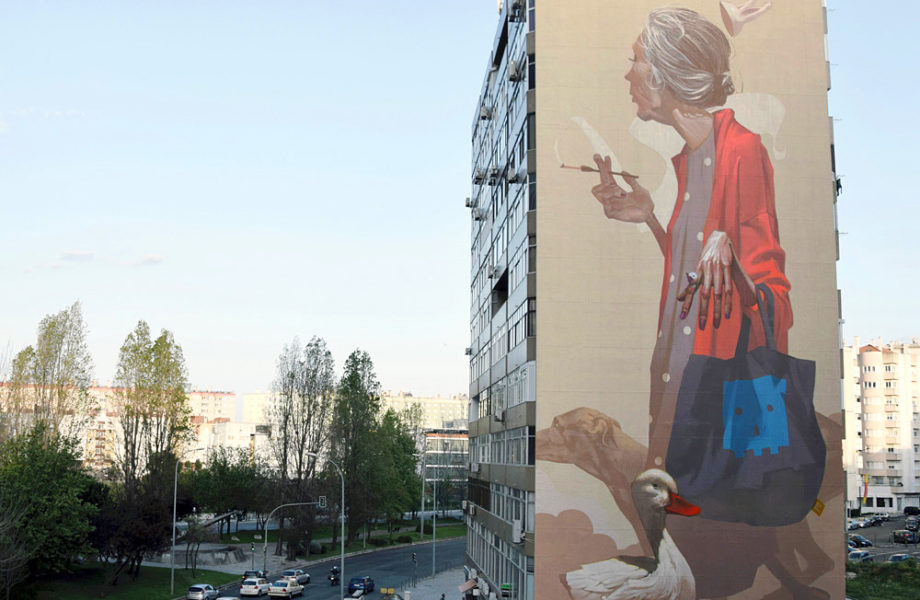 SAINER-CROSSROADS, Lisbon, 2015inst