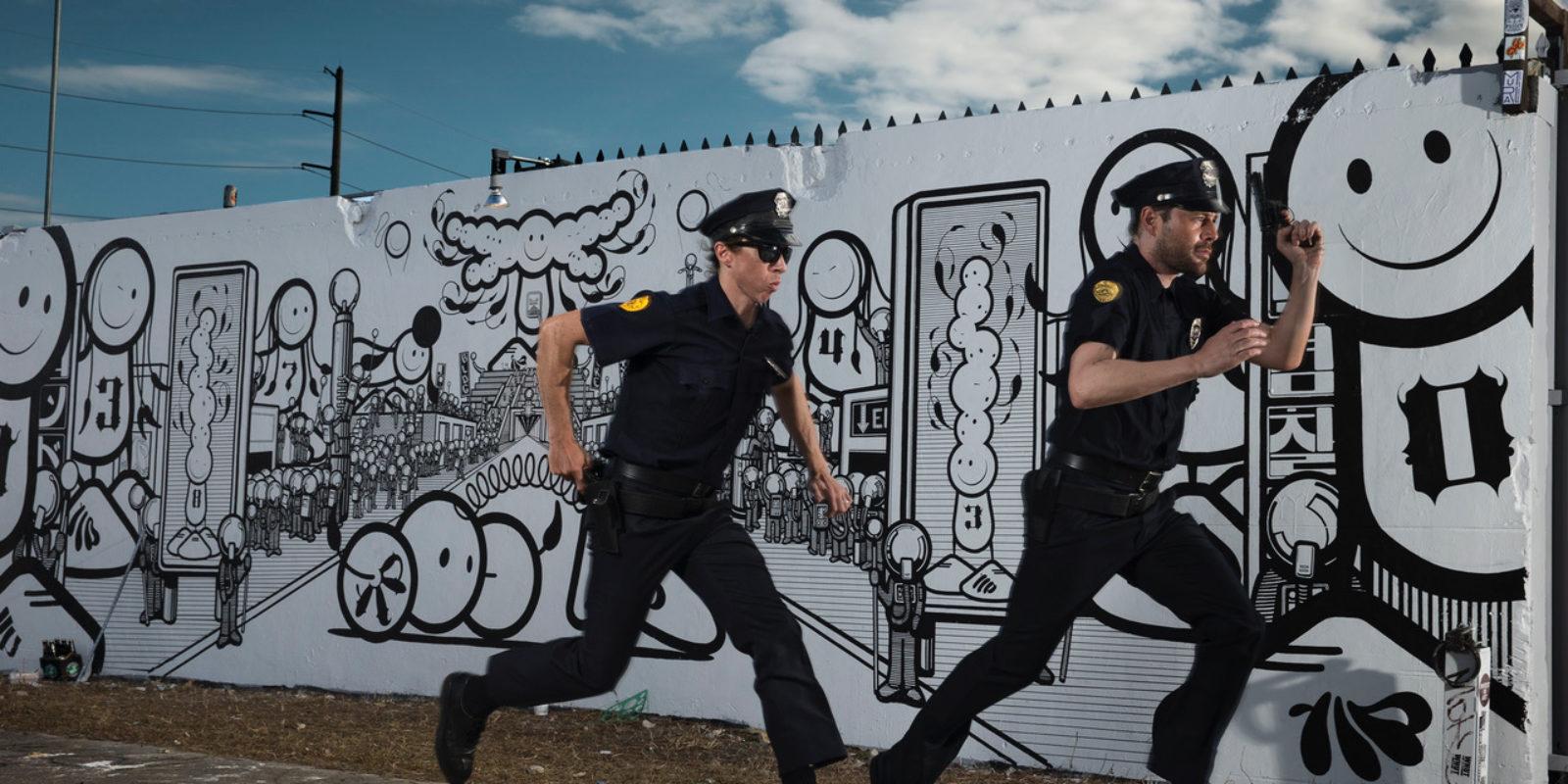 LONDON POLICE soren solkaer