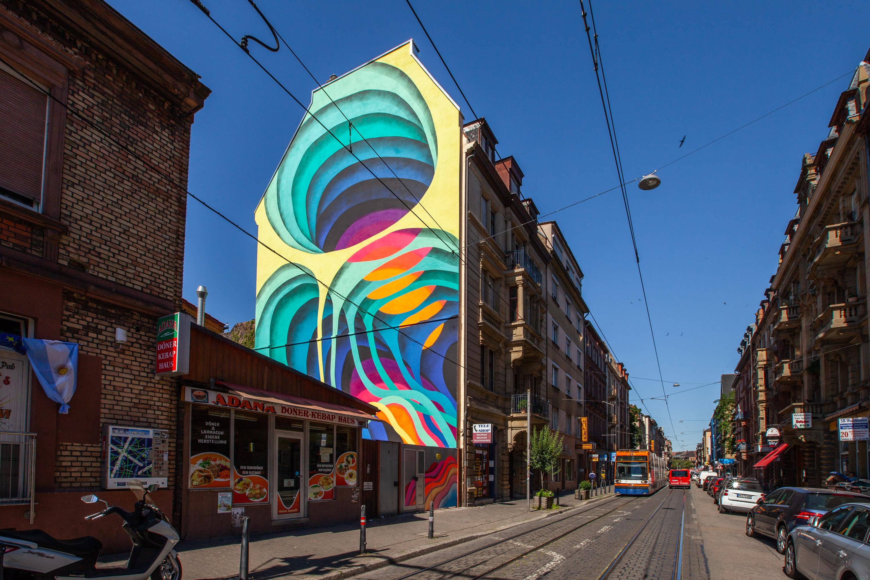 1010 Mural in Mannheim für STADT.WAND.KUNST